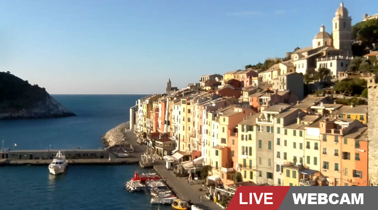 Webcam live a Porto Venere